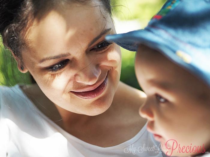 zakochana mama