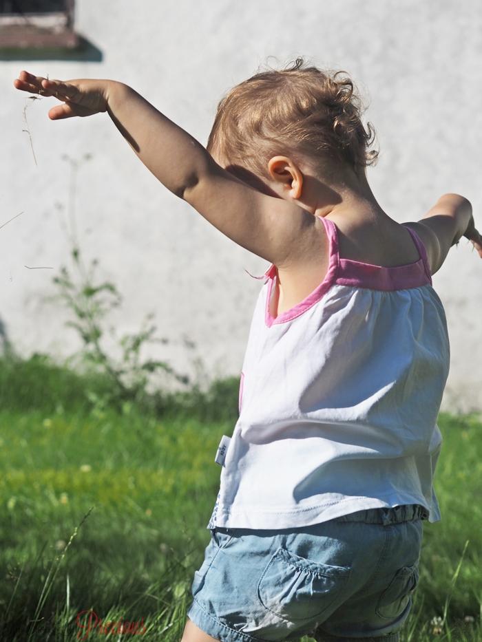 dziecko szczęśliwe