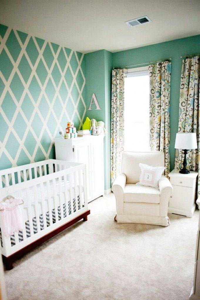 Ściany i dekoracje ścian w pokoju dziecięcym