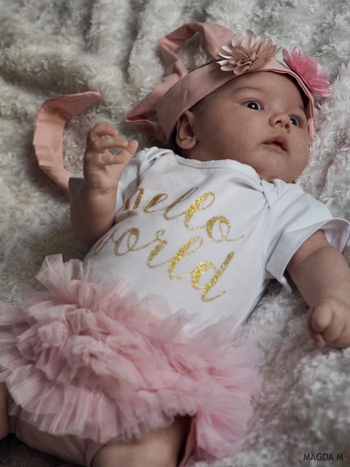 niemowle dziewczynka