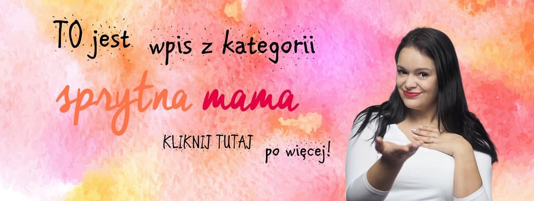 sprytna mama blog